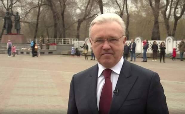 Александр Усс: День Победы - олицетворение исторического подвига нашего народа
