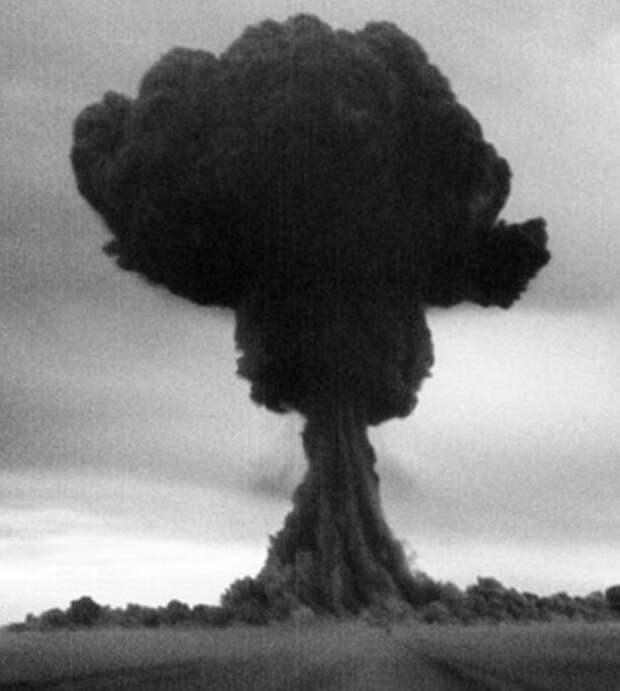 Первое испытание атомной бомбы в СССР прошло 29 августа 1949 года. / Фото: www.wdr.de