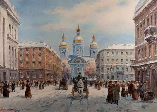 художник Ирина Александрина картины - 12