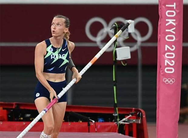 Анжелика - маркиза шеста. Счет российским наградам в легкой атлетике открыла прыгунья с шестом