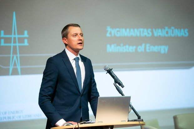 В Литве отреагировали на обвинение в импорте электроэнергии из РБ