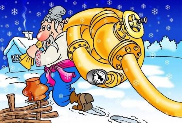 Украина обречена зимой отбирать европейский газ из трубы, – экс-министр