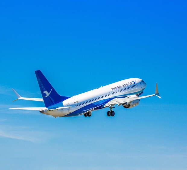 Boeing поставил в Китай 2000-й самолет