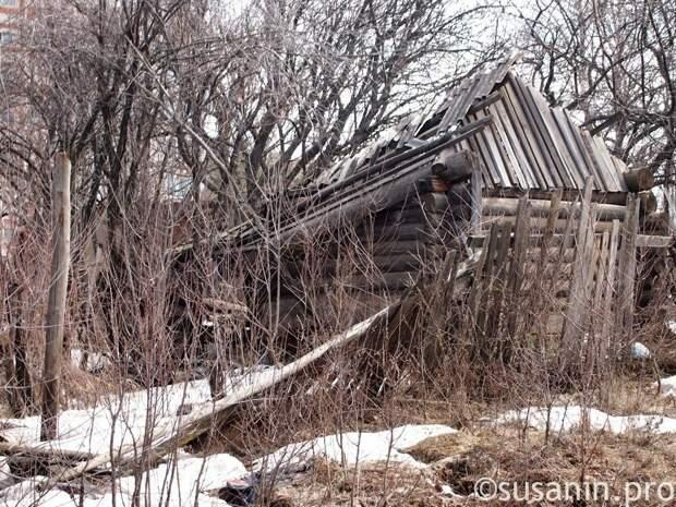 Местным властям в Удмуртии могут разрешить сносить заброшенные дома