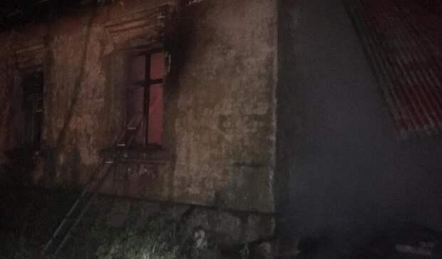 Вдоме без окон идверей погибли два человека