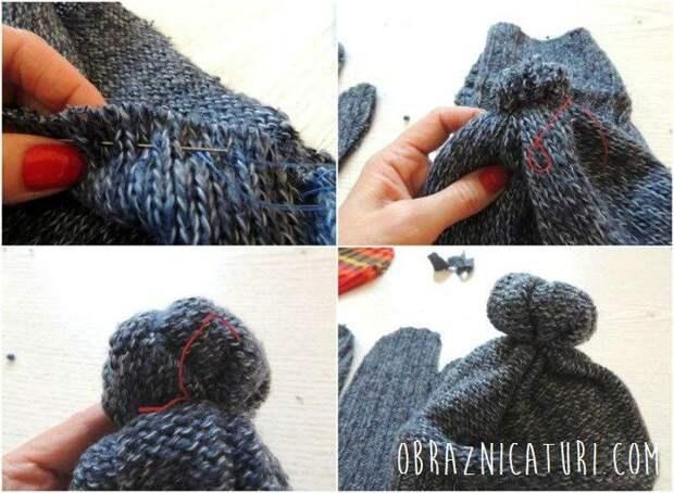 Что сделать из старого свитера: 3 волшебные идеи