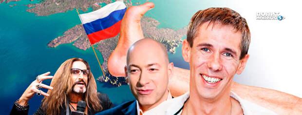 Панин покаялся перед Украиной за Крым, пожелав «всем сдохнуть» в России