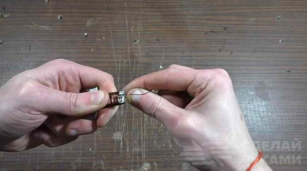 Самодельная насадка на дрель для изготовления деревянных шаров