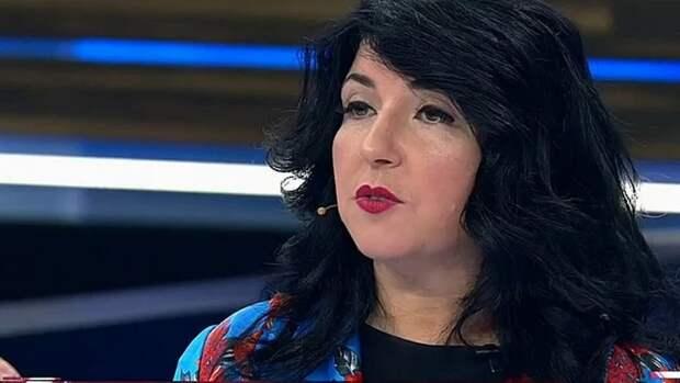 Разъярённые зрители потребовали вечного изгнания украинки Соколовской из российского эфира