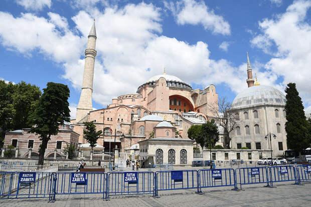 Турция недовольна требованиями ЮНЕСКО относительно Святой Софии