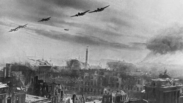 Штурм Берлина потребовал от Красной армии особой изобретательности