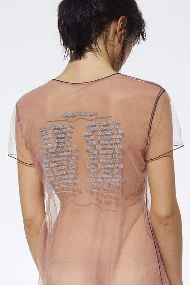 вышивка по прозрачному