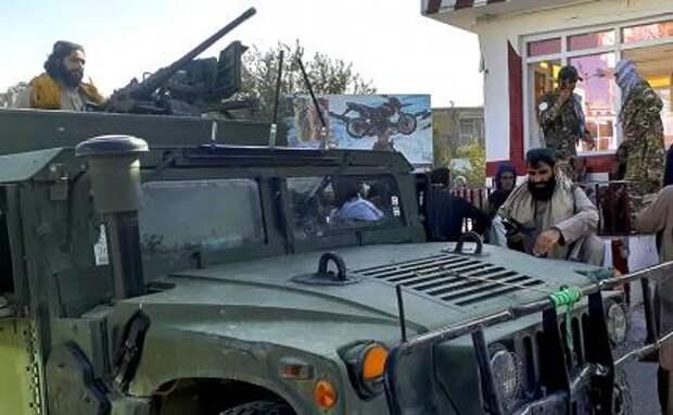 Падение Кабула: Американцы и британцы удирают, бросая всех