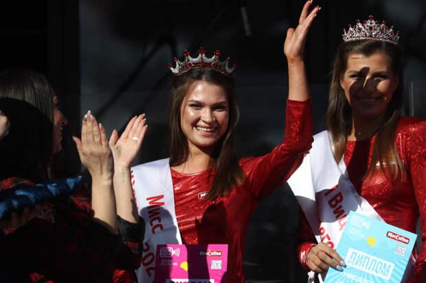 Менеджер по рекламе из Новосибирска получила титул «Мисс Шерегеш 2021»