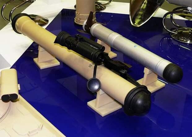 МГК «Бур» — малогабаритный гранатомёт, не имеющий аналогов в мире