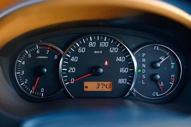 На каких автомобилях чаще всего скручивают пробег