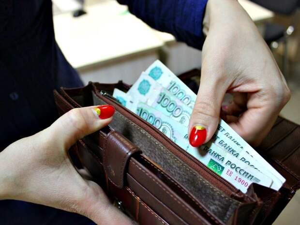 Эксперты: каждый пятый работающий россиянин получает меньше 15 тысяч рублей