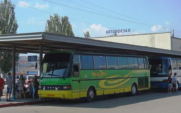 «Крымавтотранс» может запустить автобусы в Донецк