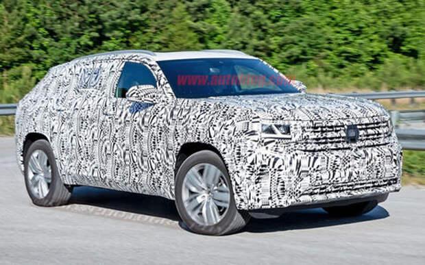 Кросс-купе от VW скоро поступит в продажу