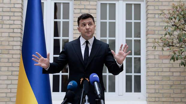 Киев: Зеленский отреагирует на приглашение Путина