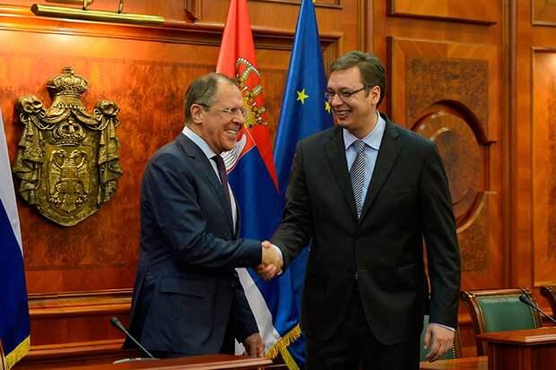 Лавров отправится в Сербию на фоне активизации косовского вопроса