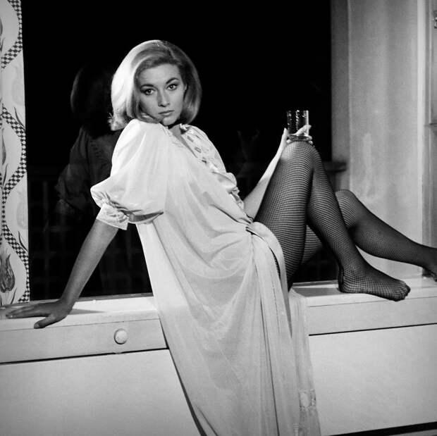 Итальянская актриса Даниэлла Бианки