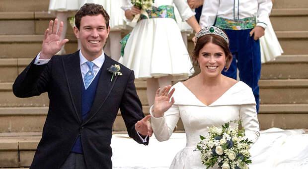 Принцесса Евгения и Джек Бруксбэнк впервые станут родителями