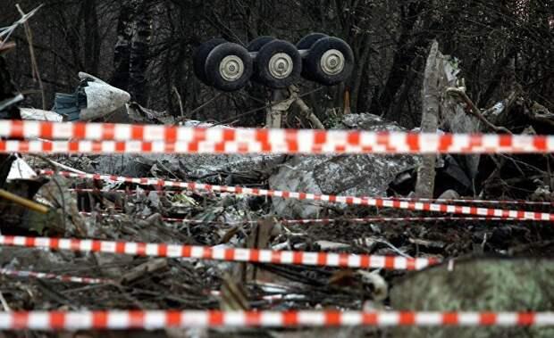 Причиной крушения польского Ту-154 с Лехом Качиньским стал взрыв (иносми)