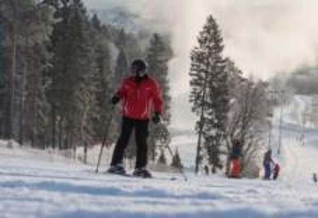 Где поткаться на лыжах в Подмосковье?