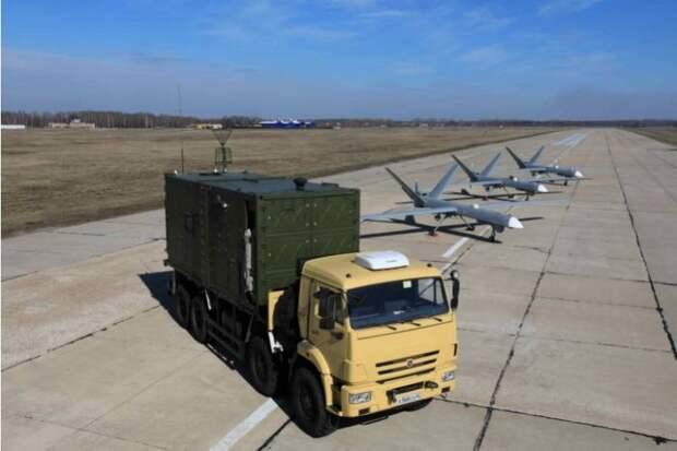 Экспортные перспективы беспилотного авиационного комплекса «Орион-Э»
