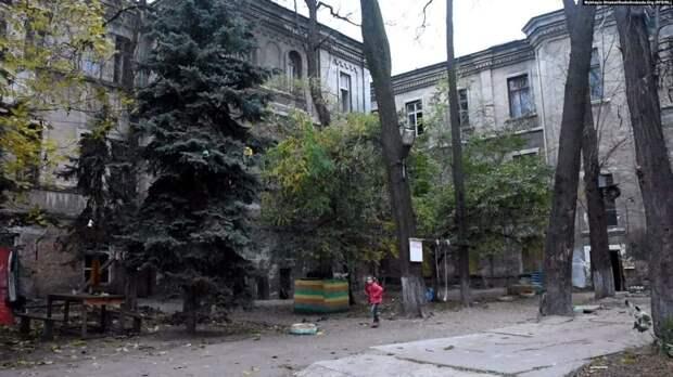АТОшники захватили дом в центре Одессы и взяли в заложники городскую власть
