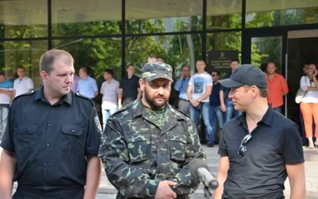 Преступления батальона «Шахтерск»