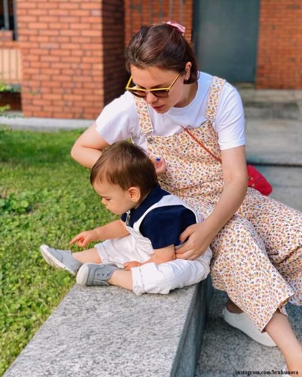 Татьяна Брухунова резко высказалась о своей беременности