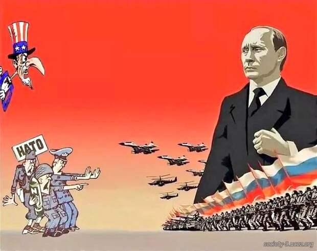Шах и мат: Одно заявление Москвы разгромило Запад