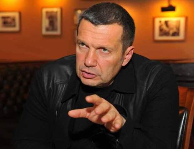 Соловьёв отреагировал на расследование Навального о его вилле в Италии