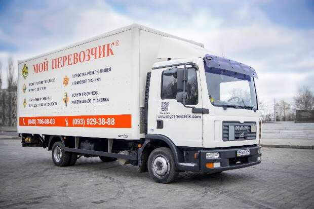 Перевозка мебели в Одессе: профессиональный подход по доступной цене