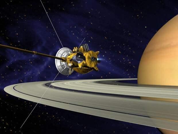 Планета Сатурн — еще один полигон для спасения человечества