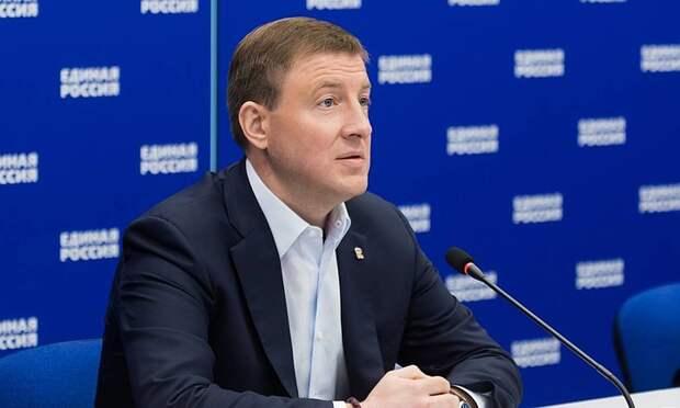 Андрей Турчак: Подведение газа до участка будет бесплатным