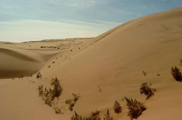 Раскрыта загадка египетской пустыни