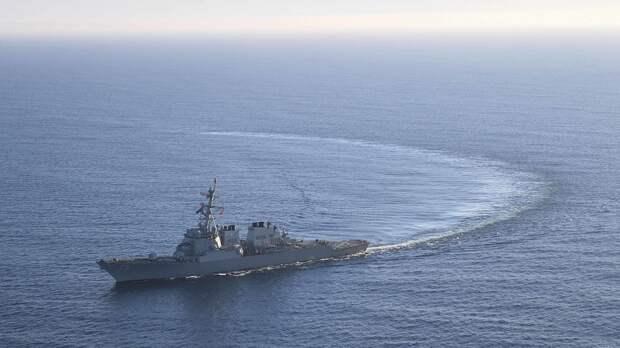 Американский дипломат допустил вторжение кораблей ВМС США в воды Крыма