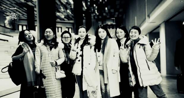 7 подруг изКитая купили вскладчину особняк для счастливой совместной старости