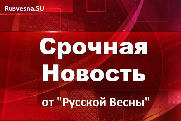 Крушение беспилотника: заявление Армии ДНР