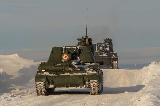 США обеспокоены наращиванием российского военного присутствия в Арктике