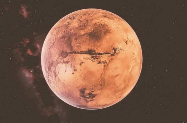 Ученые назвали вероятную причину высыхания Марса