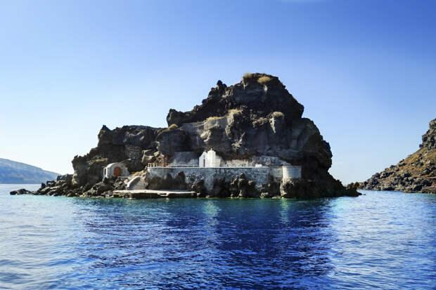 Тайна острова