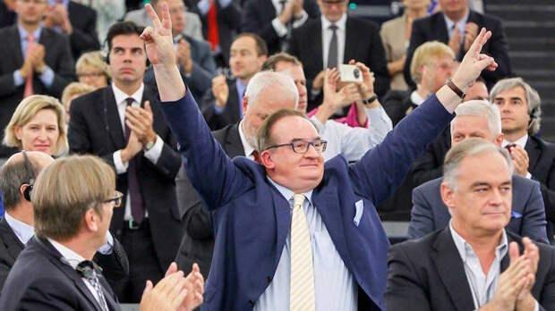 Реакция Европейского союза на угрозу, исходящую из Москвы, будет лишь словесной