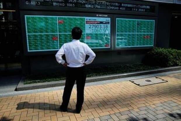 Японские фондовые индексы закрылись ростом благодаря хорошим отчетам компаний