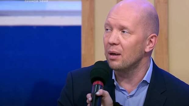Секретарь СЖР Кузичев назвал провокацией националистический лозунг на форме сборной Украины