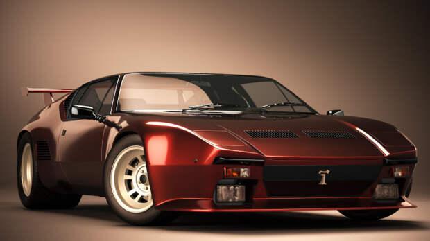 Самой успешной и, по совместительству, последней моделью марки стал Panthera, производившаяся с 1985 по 1991 год. | Фото: artstation.com