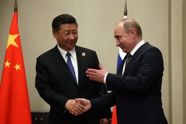 США вырабатывают госстратегию, направленную нараскол России иКитая